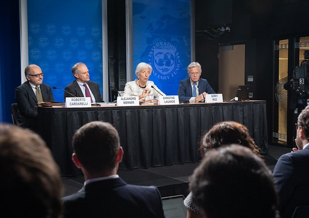 IMF Argentina Stand By Arrangement Press Conference