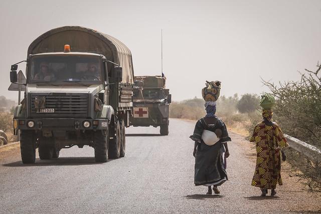Barkane operation in Mali, France against terrorism