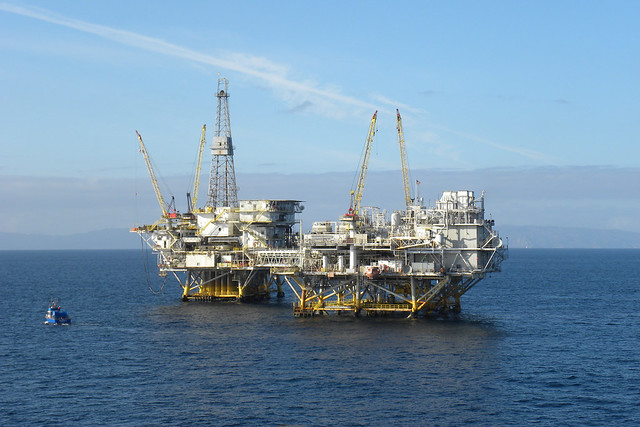 Offshore oil and gas production contributes to America's Energy Future