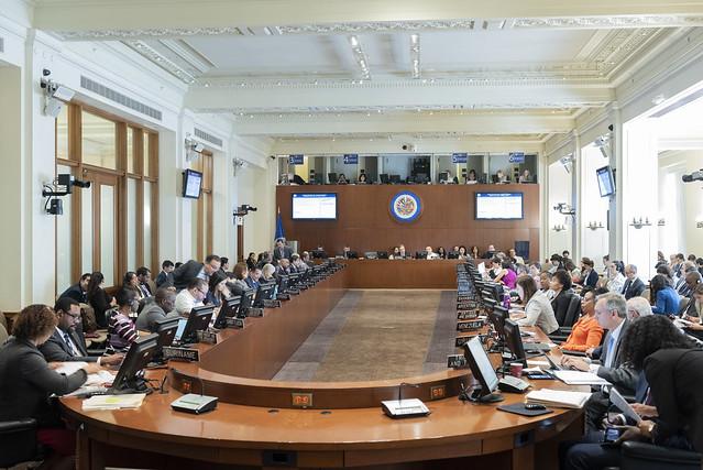 Regular Meeting of the Permanent Council, June 19, 2019