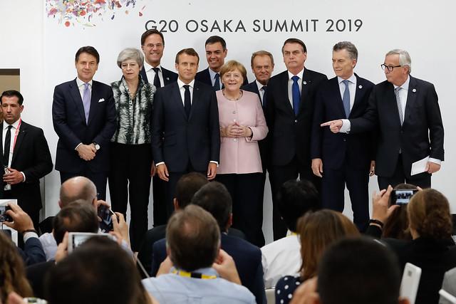 29/06/2019 Coletiva de Imprensa UE-Mercosul