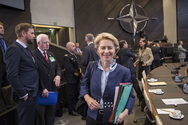 Meetings of the Ministers of Defence at NATO Headquarters in Brussels - Meeting of the North Atlantic Council