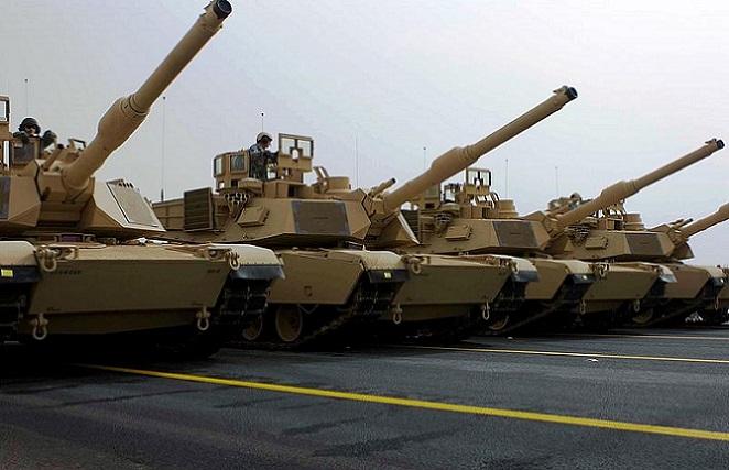 M1_Abrams_tanks