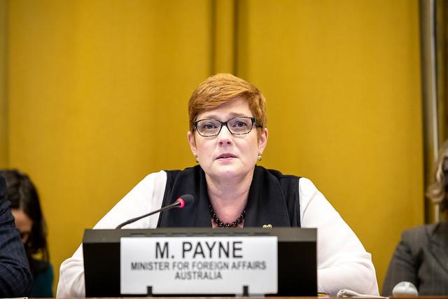 Conference on Disarmament–High-Level Segment 2019