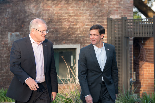 SD meets with Australian Prime Minister