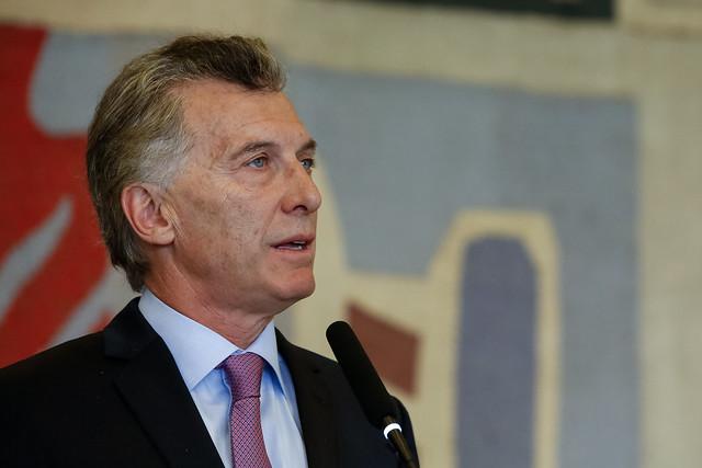 16/01/2019 Almoço em Homenagem ao Presidente da Argentina