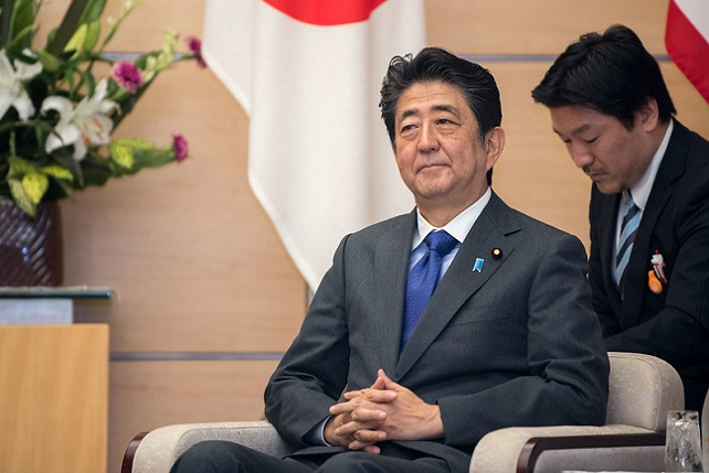 SD meets with Japanese Prime Minister