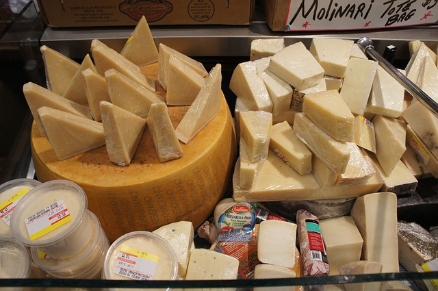 Italian Food Cheese
