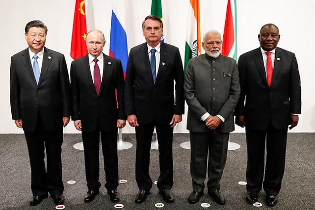 28/06/2019 Reunião Informal do BRICS