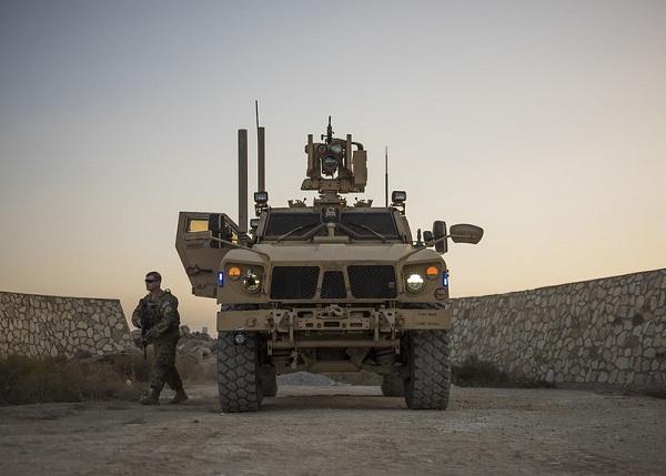 Bagram Airfield QRF