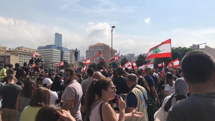 2019_Lebanese_protests_-_Beirut_5