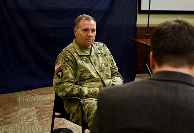 Lt. Gen. Frederick 'Ben' Hodges values US Army Reserve